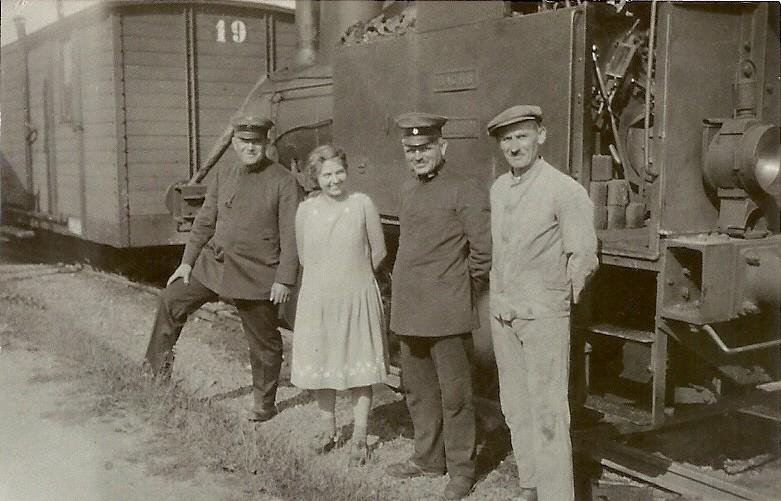 "Lok 3 ""Dachs"" 1930"