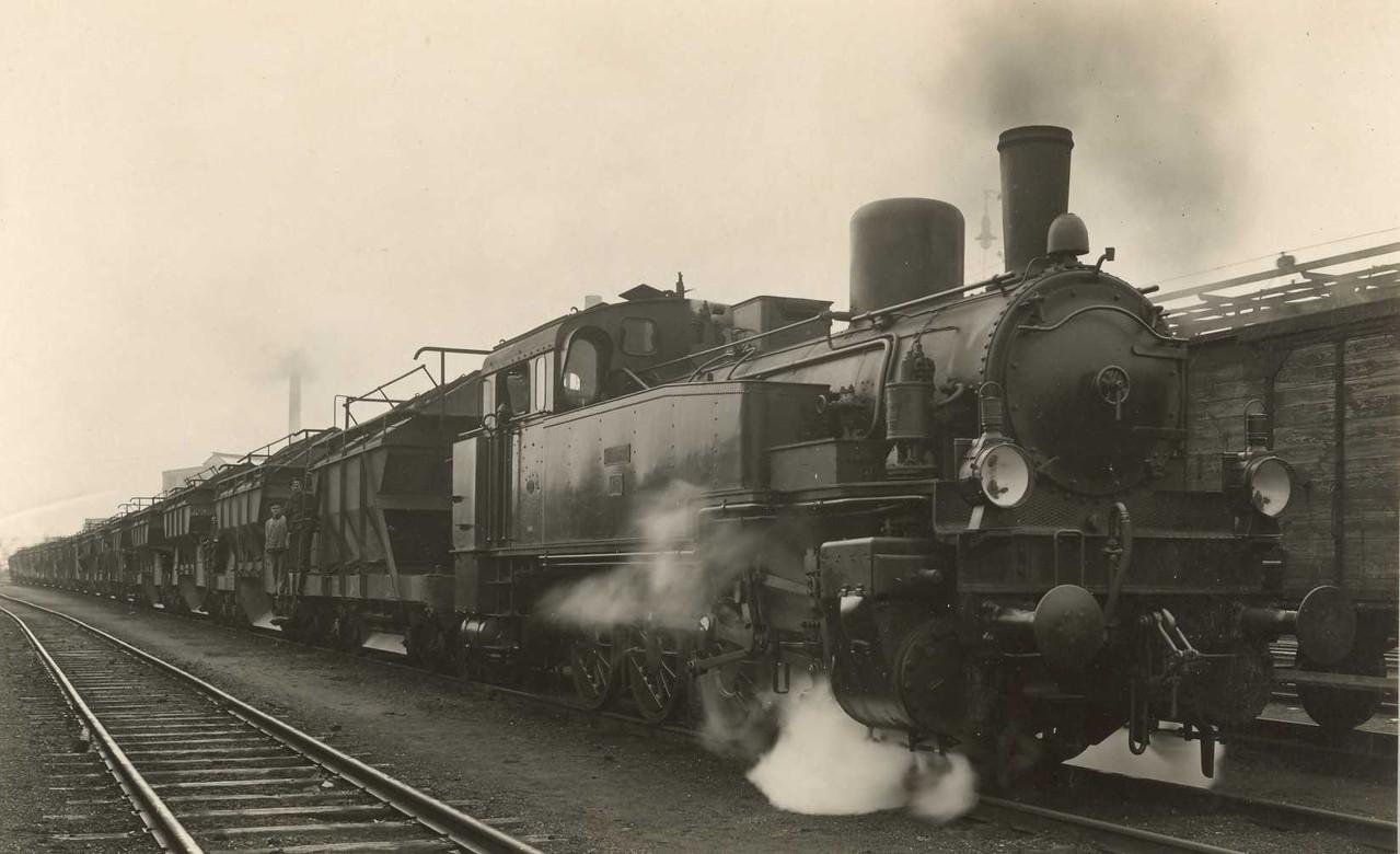 Die BASF hatte mehrere Loks des Typs, hier eine Schwestermaschine