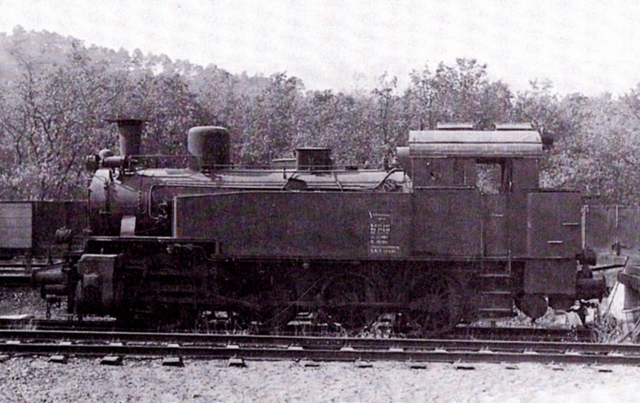 Lok 17 ein letztes Mal in Kerkerbach