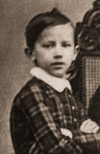 Чайковский в детстве, фото