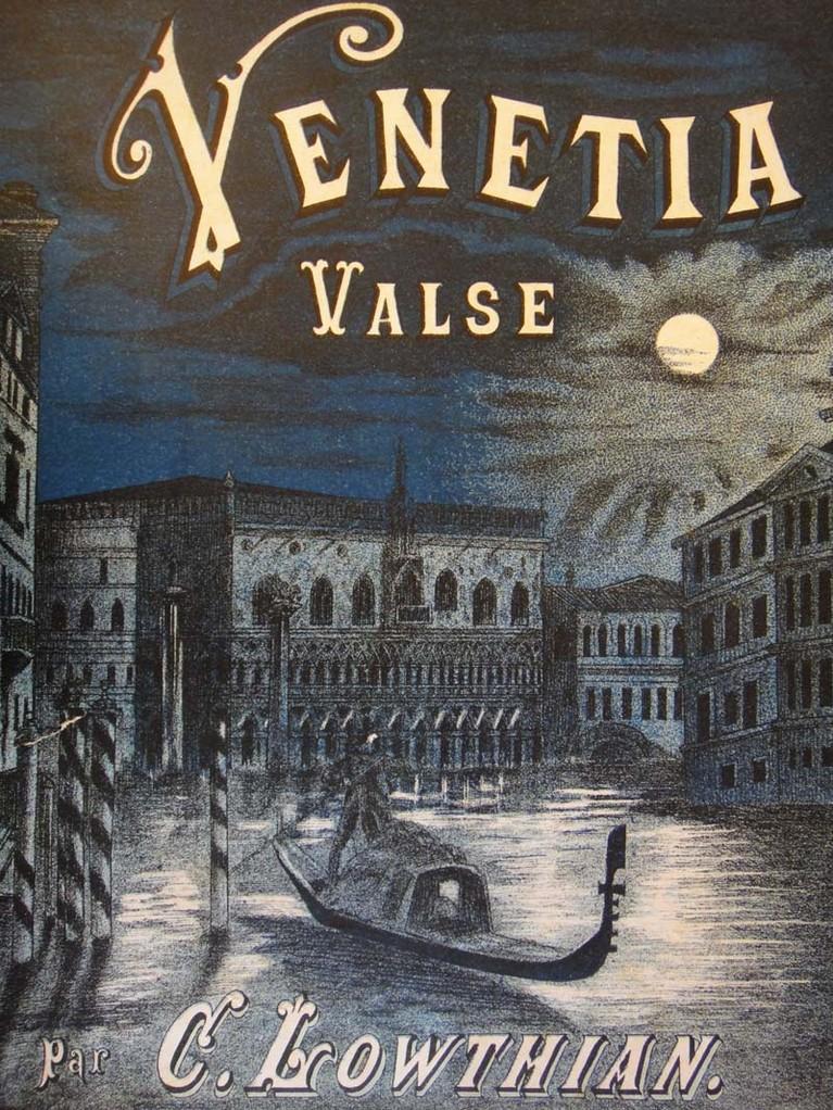 Венеция, вальс