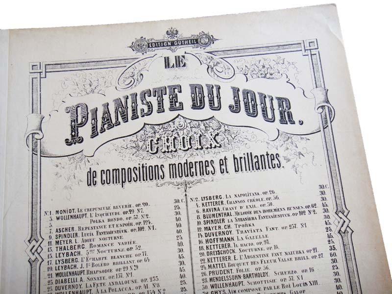 День пианиста, выбор современных и блестящих пьес для фортепиано