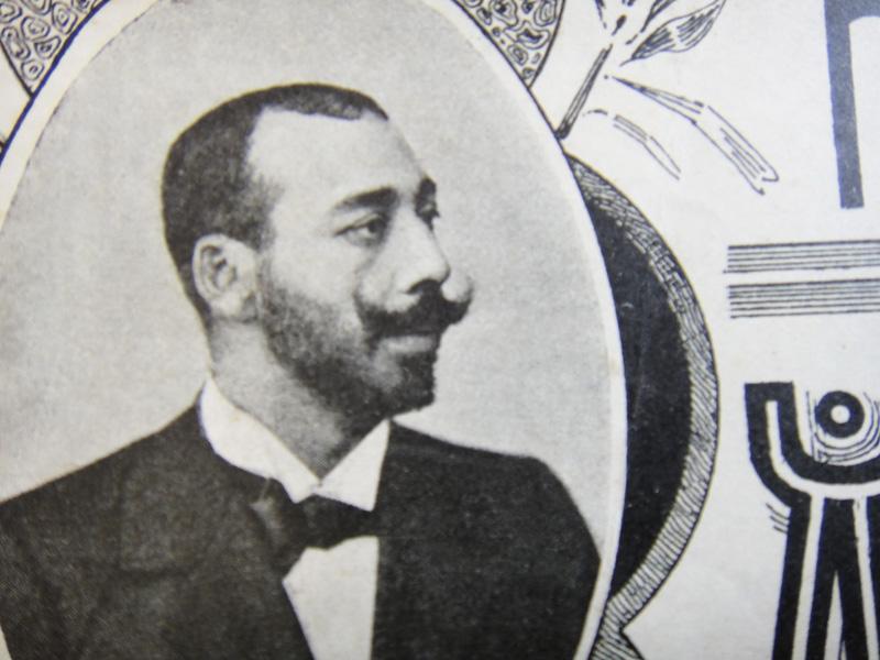 Маэстро Жорж Н. Оки-Альби, капельмейстер