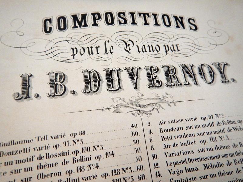 «Композиции Ж. Б. Дювернуа»