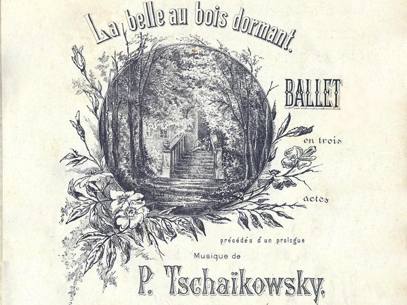 «Спящая красавица», балет Чайковского