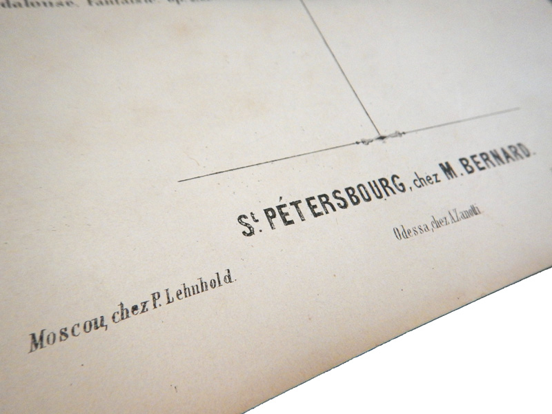 Матвей Бернард в Санкт-Петербурге