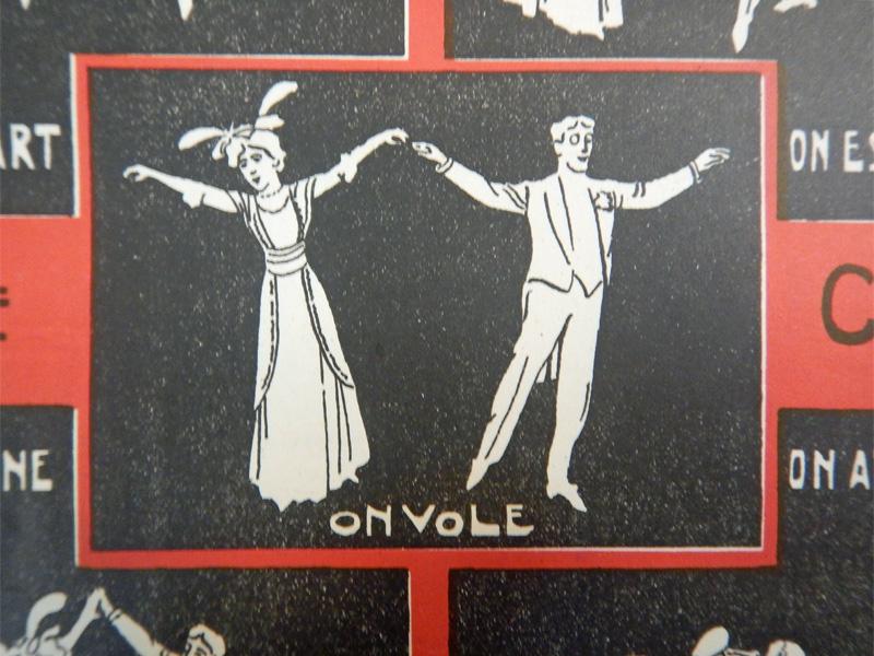 «Мы летим» — фигура (па) танца «Аэронет»