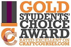 art workshop craft course award