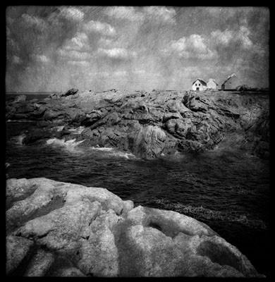 Penmarc'h, Finistère by Philippe Bréson