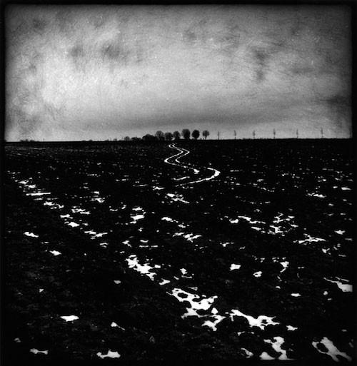 Allemant, Le Chemin des Dames, Aisne - Mnémosis series by Philippe Bréson