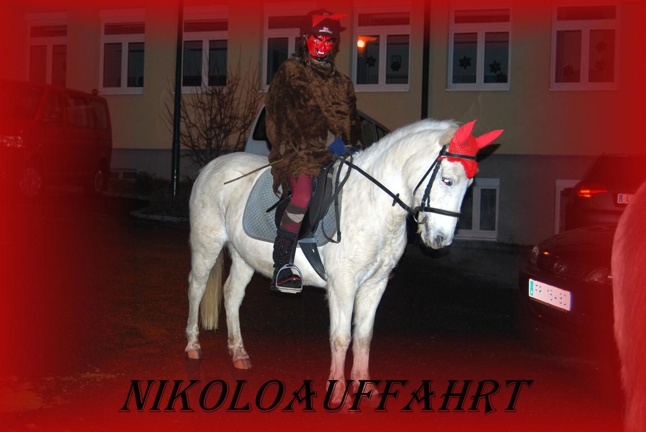 Nikoloauffahrt im Dezember