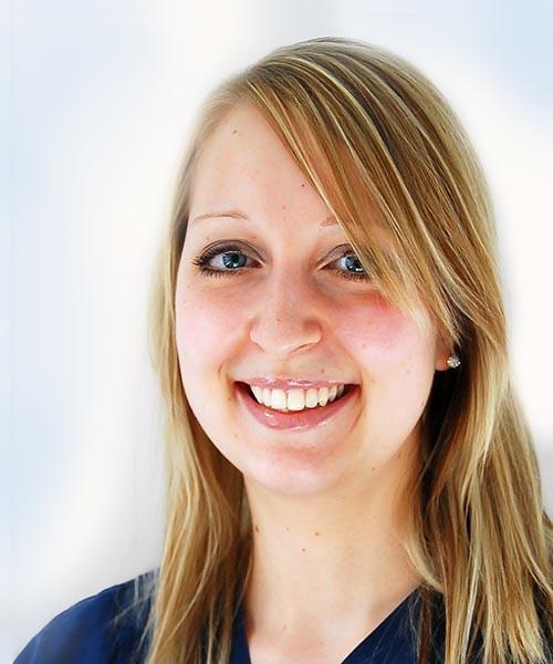 Juliane Ganswindt, Zahnmedizinische Prophylaxeassistentin (ZMP)