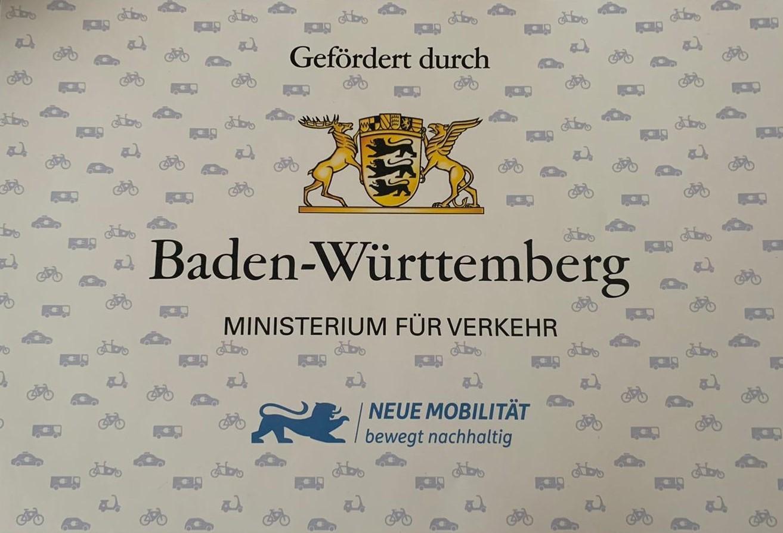 Förderung Land Baden-Württemberg