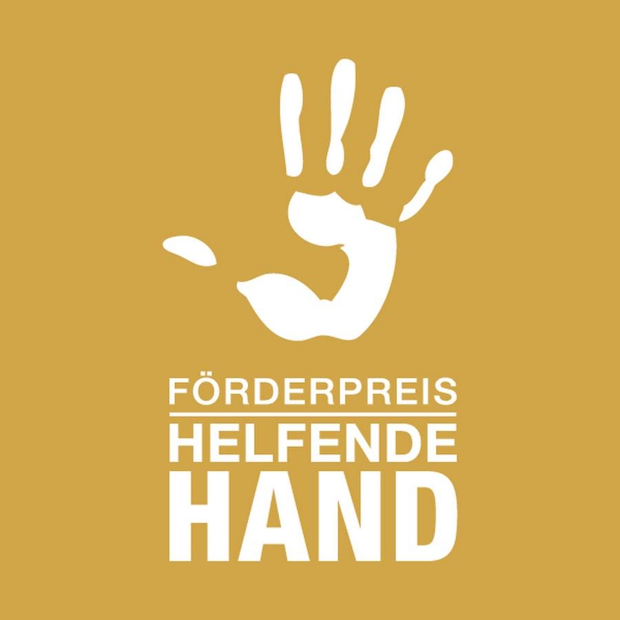 "Förderpreis ""Helfende Hand"""