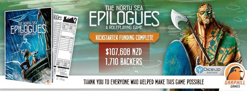 North Sea Epilogues - Dice Up Games