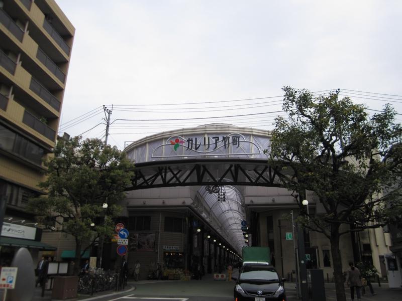 ガレリア竹町商店街