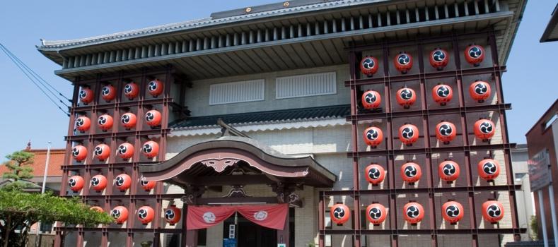 日田市三本松商店街