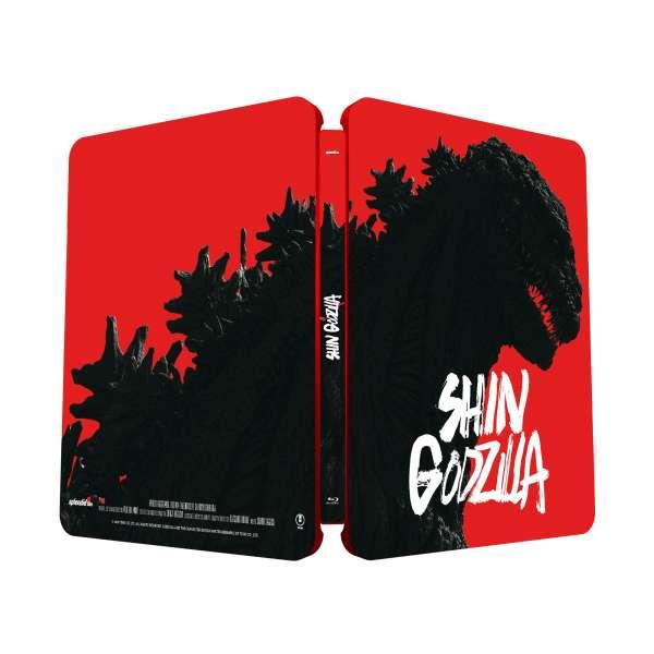 Shin Godzilla Steelbook