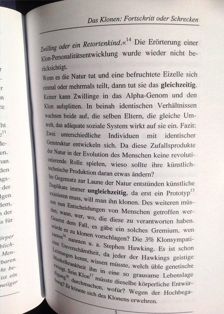 Karin Schröder/™Gigabuch Forschung/Aufsatz/Das Klonen/1998/Seite 5