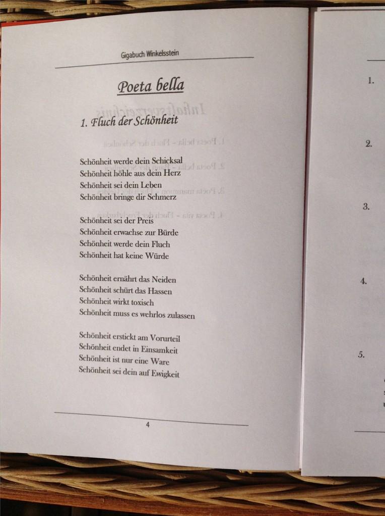 Petra Mettke/Gigabuch Winkelsstein 09-014/Die Poeta - Fluchsammlung/Druckskript 2013/Seite 4