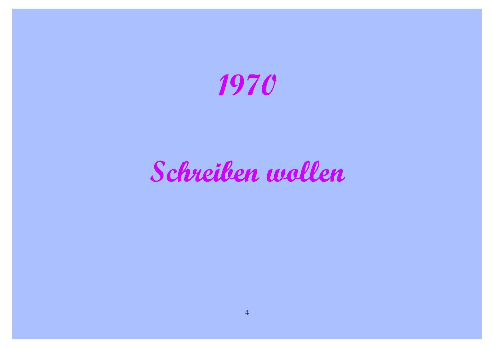 ™Gigabuch-Bibliothek/iAutobiographie Band 1/Kapitel 1