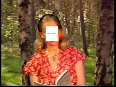 Petra Mettke, Karin Mettke-Schröder/Das Land der flachen Hand/Drehanweisung von 1992/Motiv aus dem Film