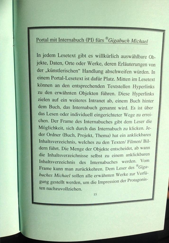 Karin Mettke-Schröder, Petra Mettke/Das Gigabuch Format/Prospekt 2/2003/Seite 15