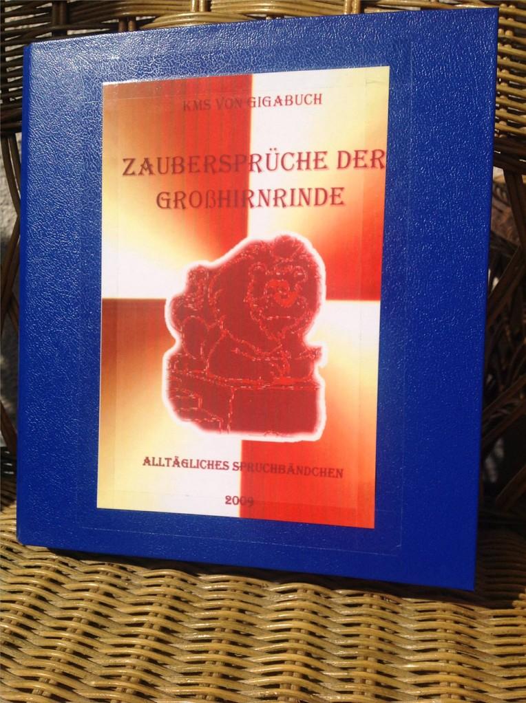 Karin Mettke-Schröder, Petra Mettke/Zaubersprüche der Großhirnrinde/Spruchbandskript 4/2009/Ordner