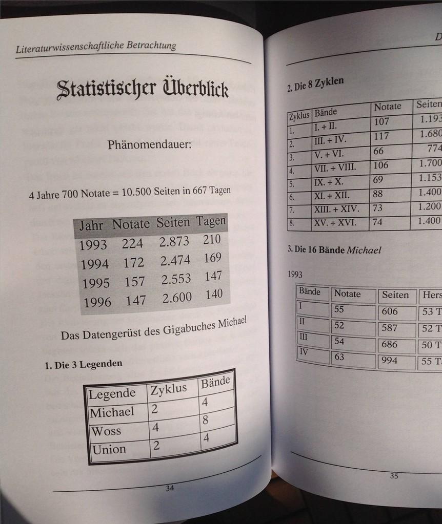 Karin Mettke-Schröder/Das Gigabuch Michael/Broschürefassung von 2003/Seite 34