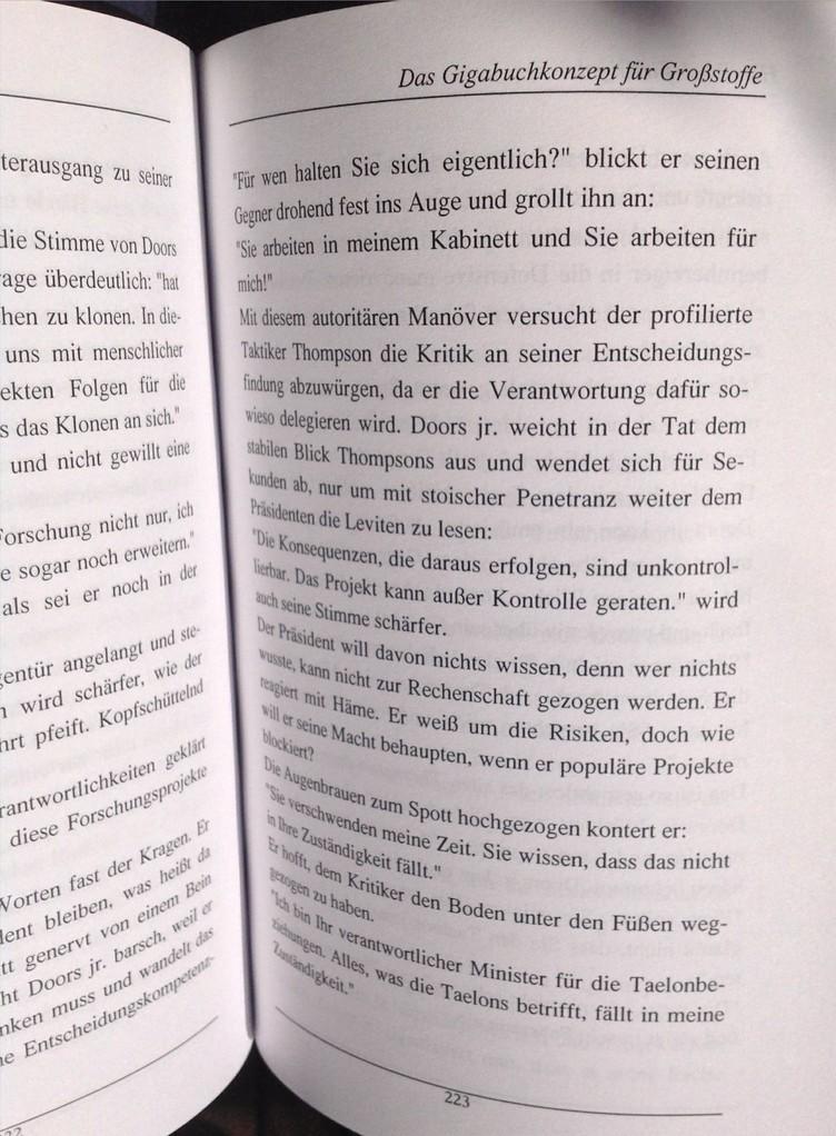 Karin Mettke-Schröder, Petra Mettke/Literarisierungstechnik für Großstoffe/Handbuch 4/2004/Seite 223