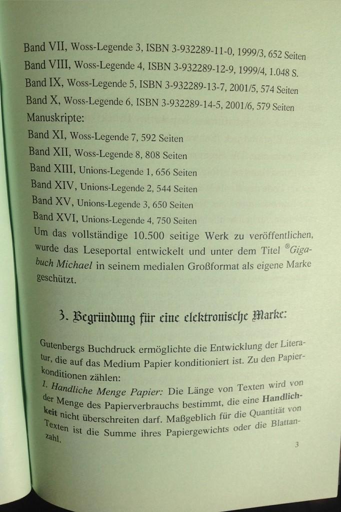 Karin Mettke-Schröder, Petra Mettke/Trademark Gigabuch/Prospekt 3/2007/Seite 3