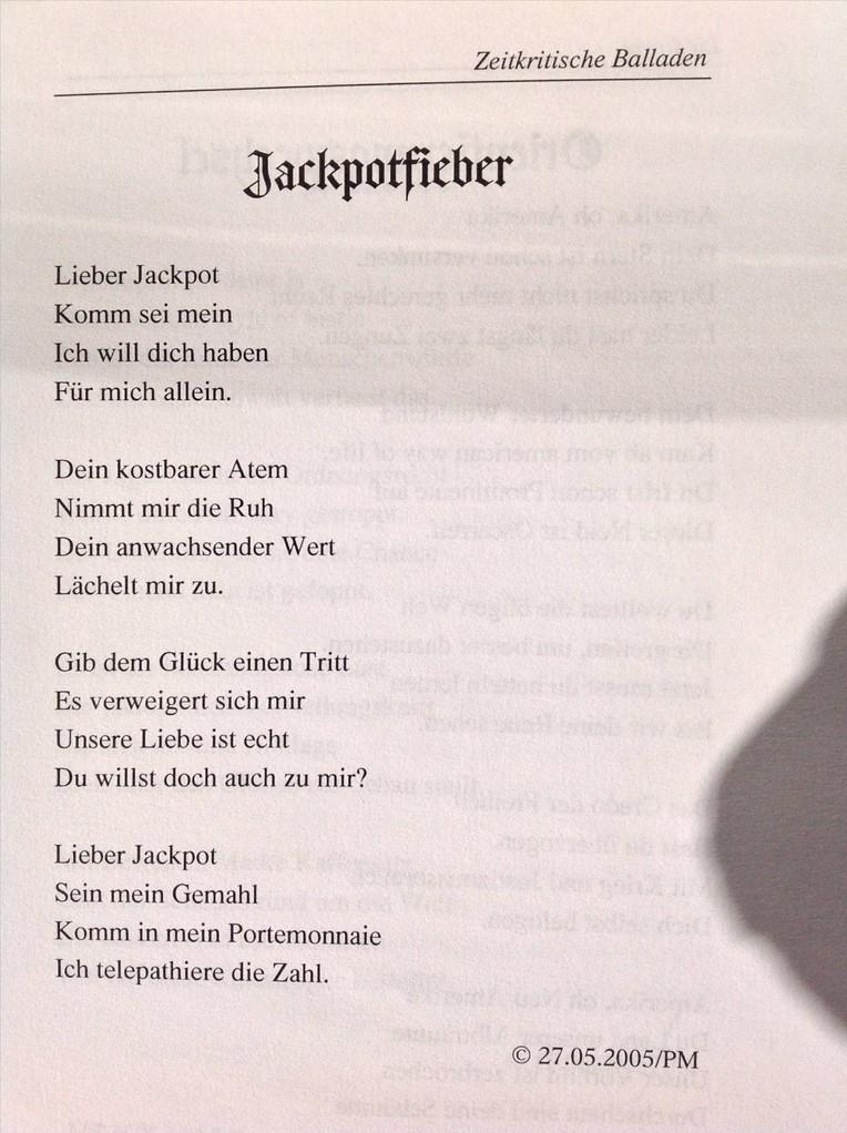 Petra Mettke/Balladen/Liedtexte/Druckskript/2005/Seite 9