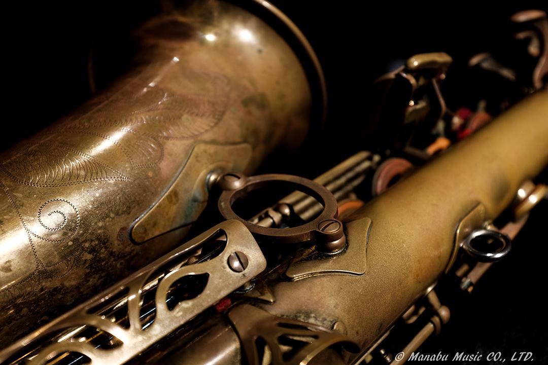My Aito Saxophone  X100T