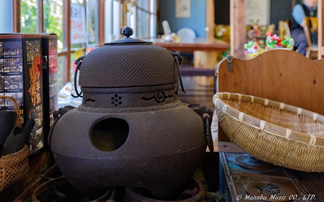 古民家風の蕎麦店 X-T2 XF18-135mm