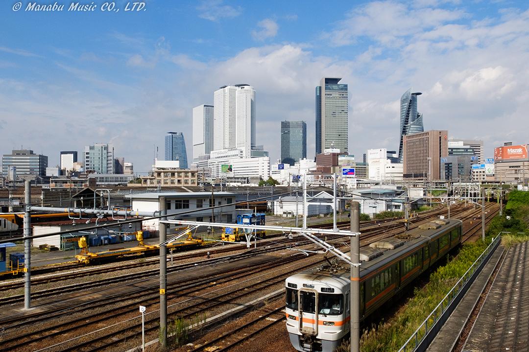 名古屋、笹島ライブにて・・ X30