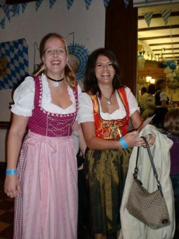 Andrea und Jeannette