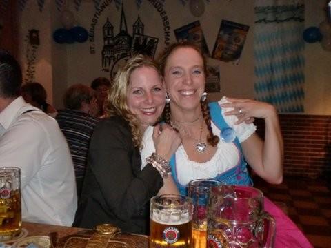 Tanja und Britta