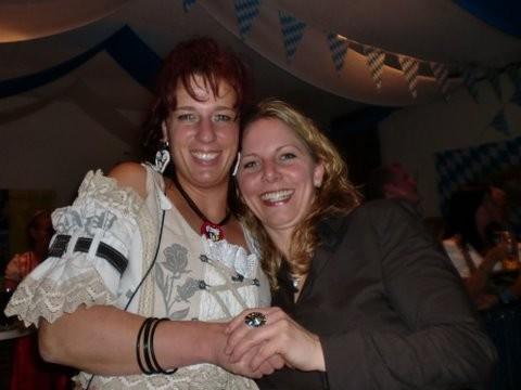 Annette und Tanja