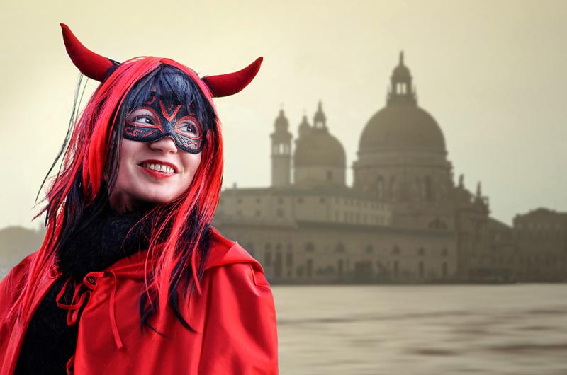 """<span style=""""color:#666666!important;""""> Carnaval de Venise 3  -  ©  -  2012 </span>"""
