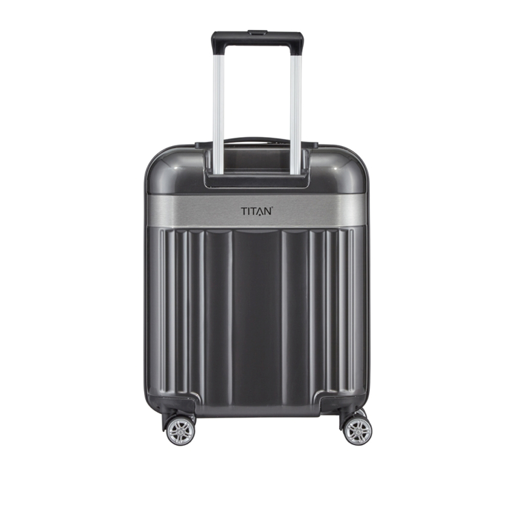 "TITAN 4-Rollen-Trolley ""Spotlight Flash"", 55 cm"