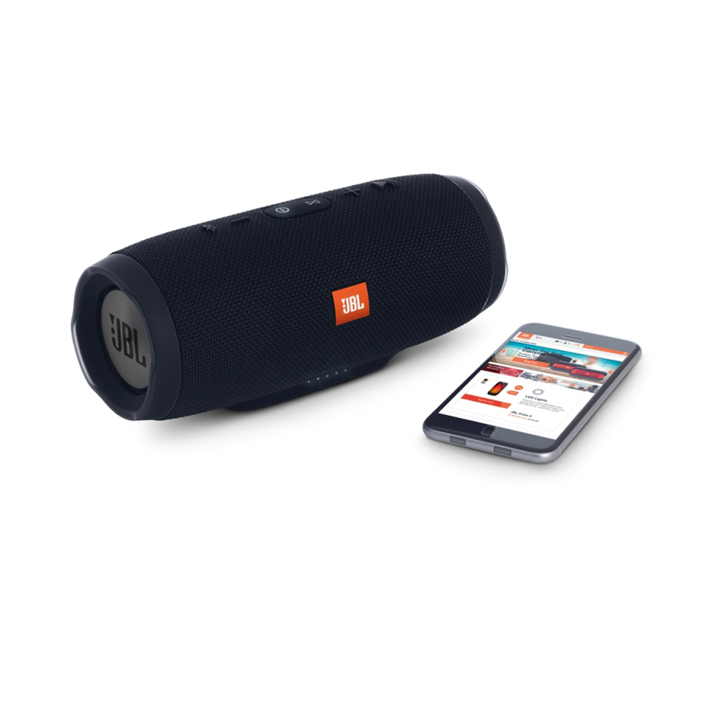 "JBL Bluetooth Lautsprecher ""Charge 3"""