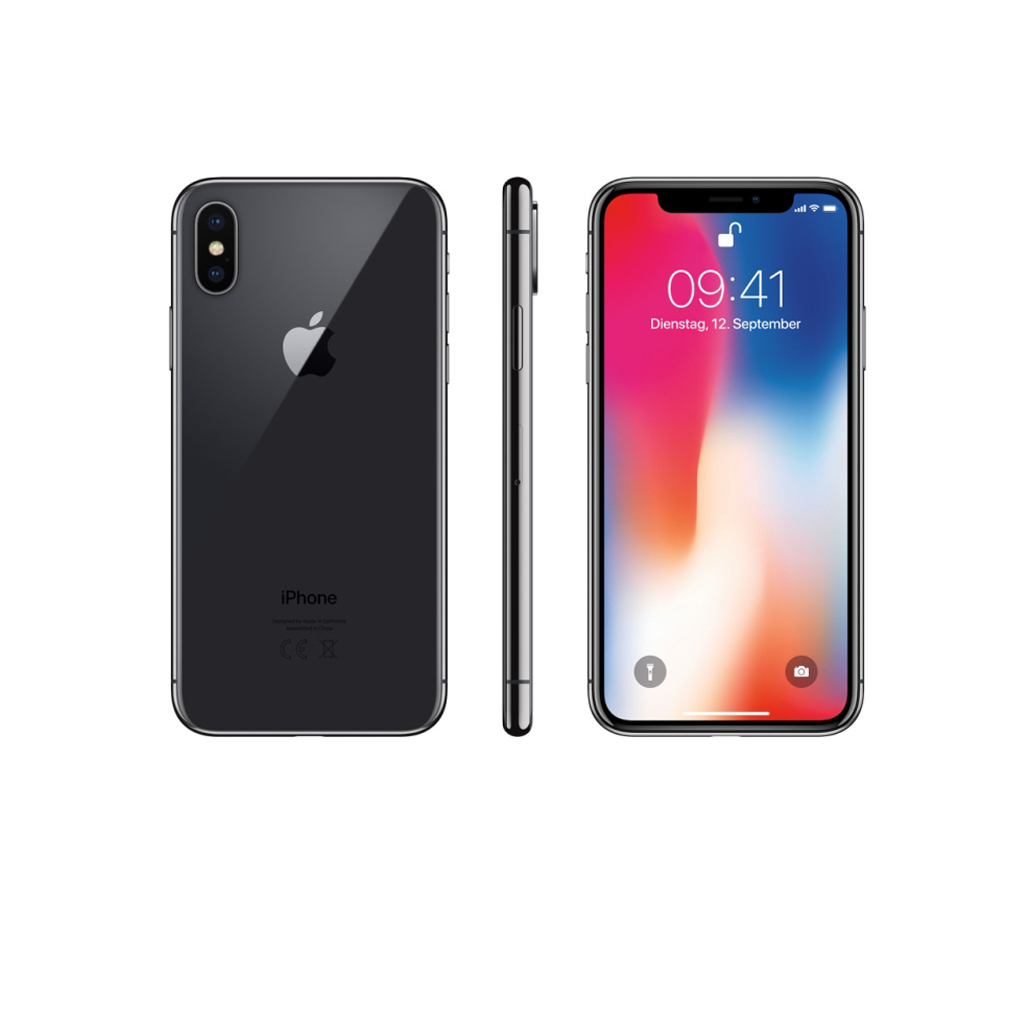 "APPLE iPhone X ""MMQAF2ZD/A"", 5,8 Zoll, 256 GB"