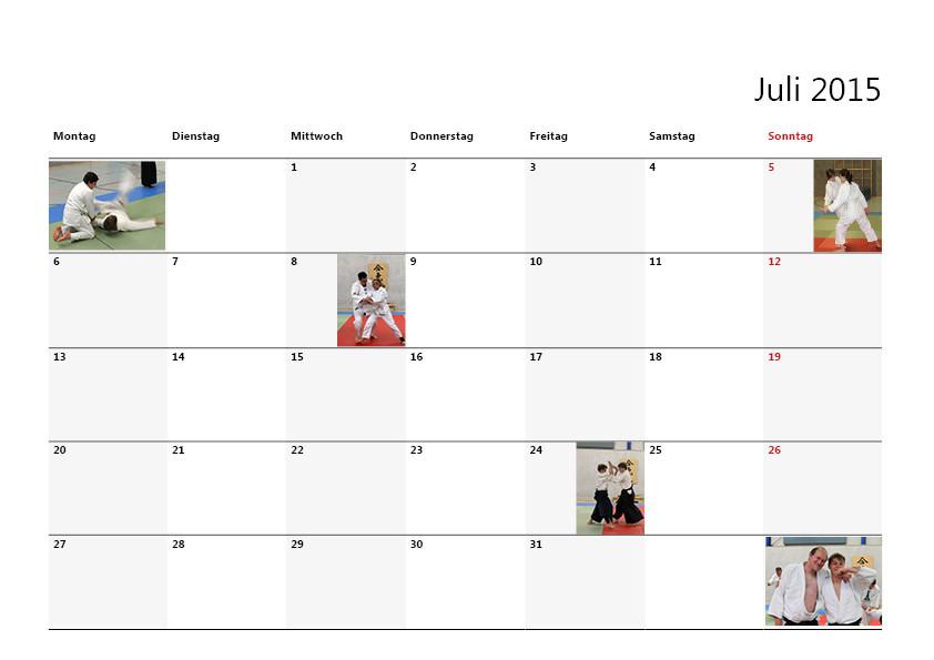 Vereinskalender Gestaltung, Layout von Grafik Büro Moers