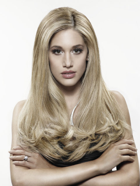 Beispiel: Haarverlängerung mit Hairdreams