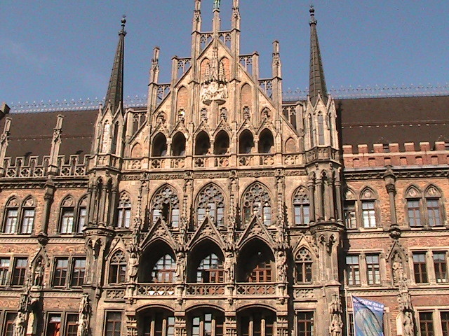 New Townhall - Neues Rathaus