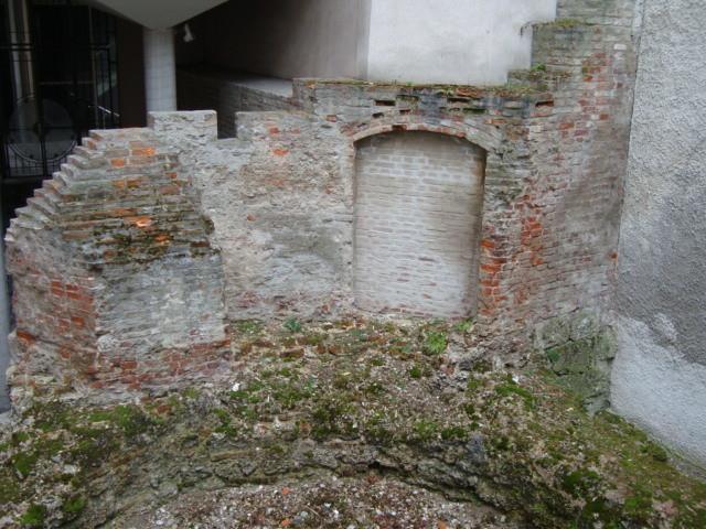 Rest der Stadtmauer/Scheiblingerturms