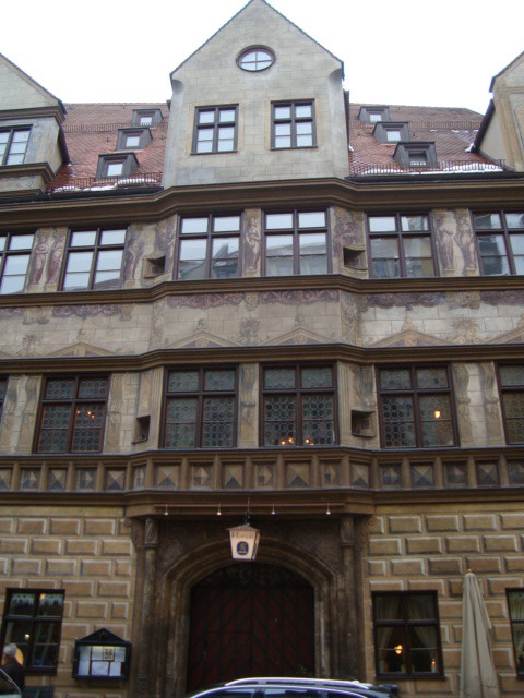 Stadtschreiberhaus (Ancient town house)