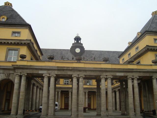 Hauptgebäude der Münchner Rück