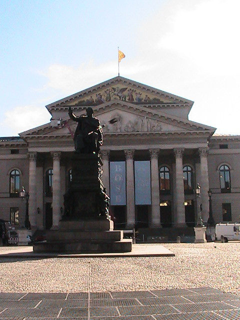 Opera House - Nationaltheater