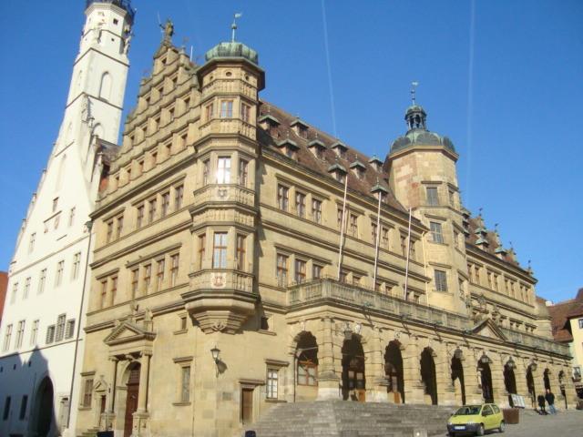 Renaissance Townhall